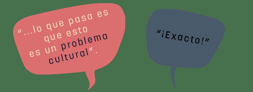 La Cultura Organizacional - Diálogo del Problema Cultural