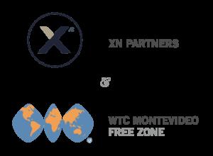 Xn y WTC Montevideo Programa de Liderazgo y Gestión - logos xn y wtc mvd free zone