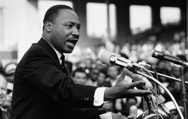martin luther king i have a dream photo