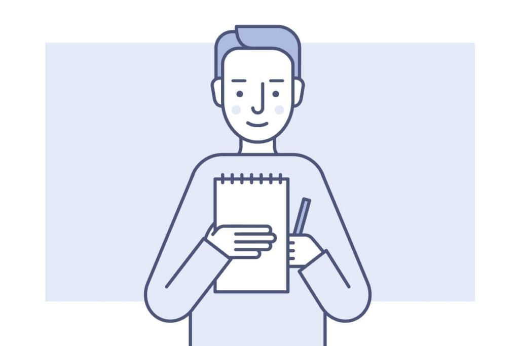 gestion de tareas - ilustracion